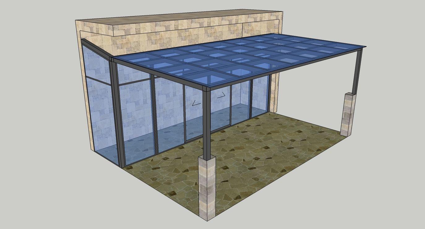 铝合金雨棚厂家
