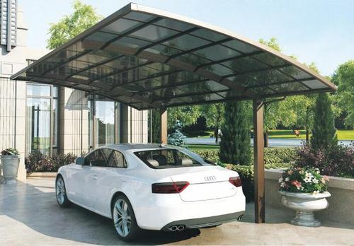 铝合金车棚